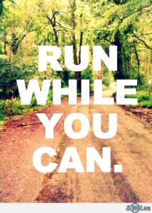Run-While-You-Can